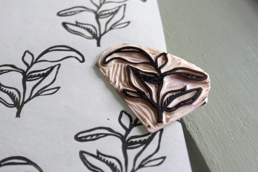 Beginner's Lino Printing