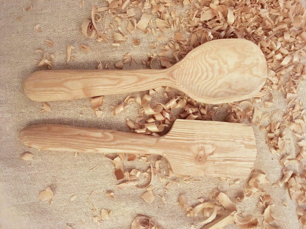 Beginner's Spoon Carving