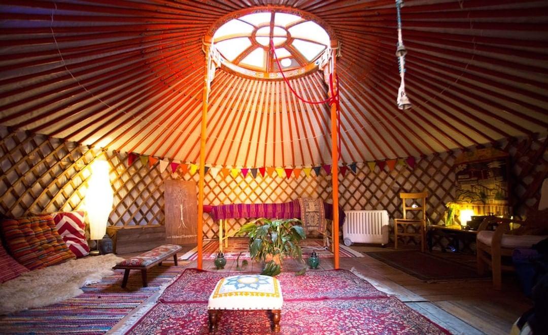 Yurt in the City