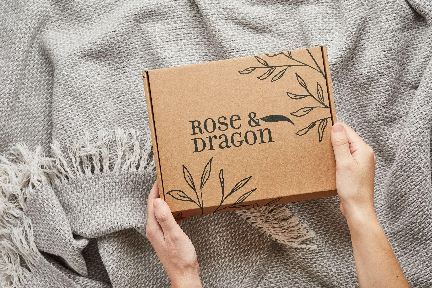 Rose & Dragon Tea