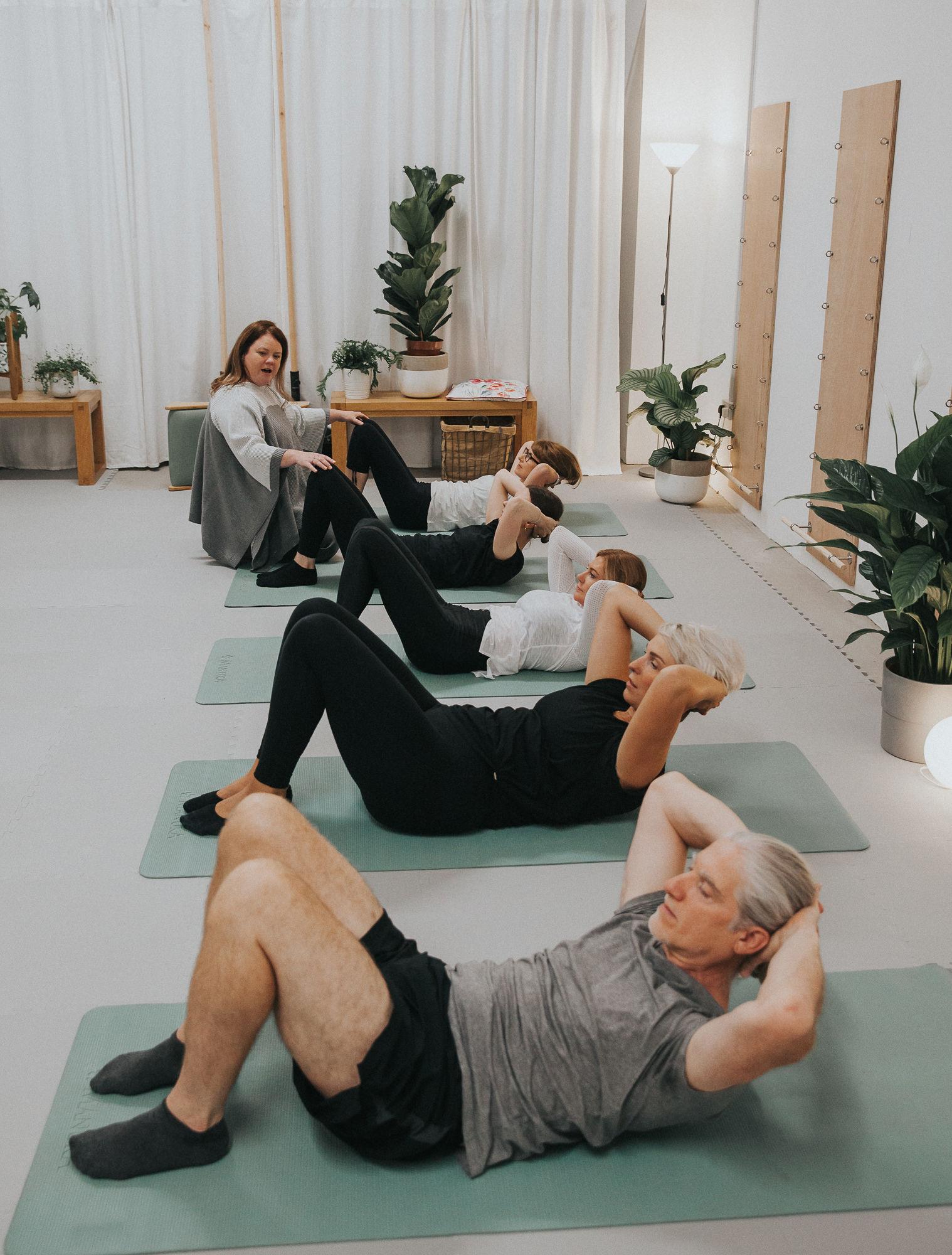 Plas Pilates