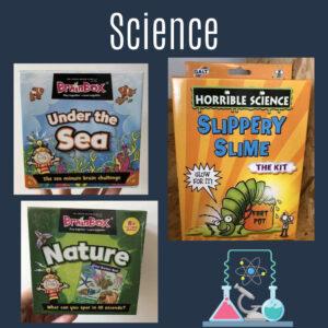 science homeschool resources