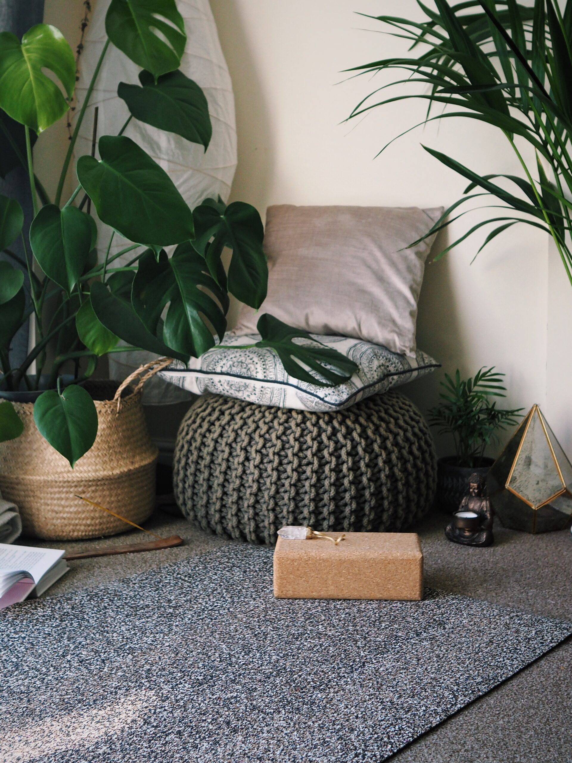 Zen Tribe Sustainable Eco friendly yoga mat