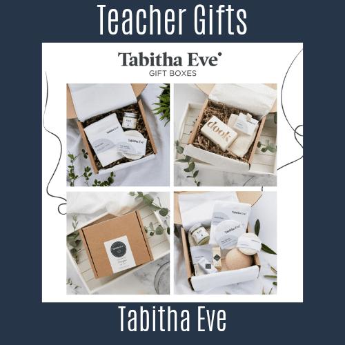 Tabitha Eve teacher gift sets